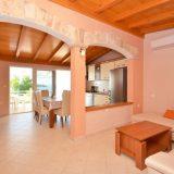 Villa Silva Apartment 4 living room